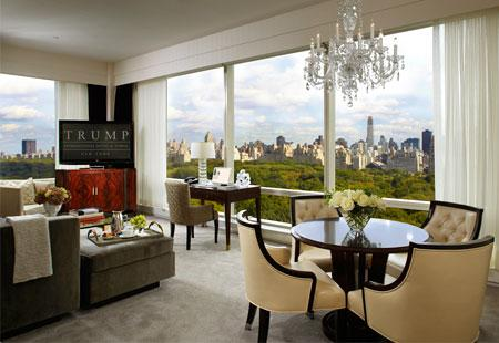 Hotels with a Jaw-Dropping View: Central Park, N.Y. - Bing Travel