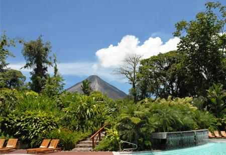 Hotels with a Jaw-Dropping View: Arenal Volcano, Costa Rica - Bing Travel