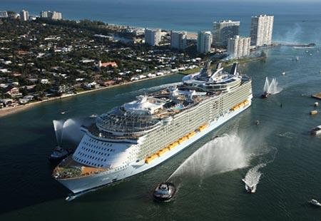 Oasis of the Seas: Home at Fort Lauderdale - Bing Travel