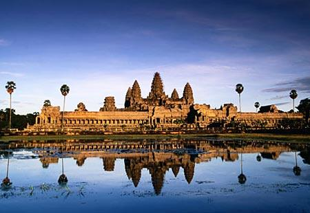 Spectacular Cathedrals and Churches: Angkor Wat (Angkor, Cambodia) - Bing Travel