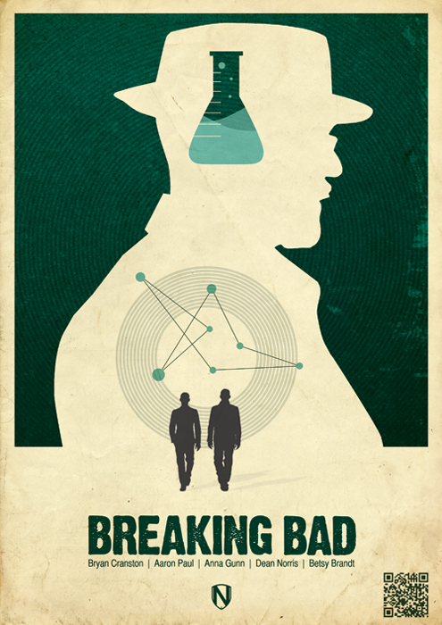 Breaking Bad / NEEDLE DESIGN