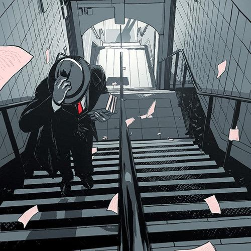 Literary Stalkers by ~owenfreeman