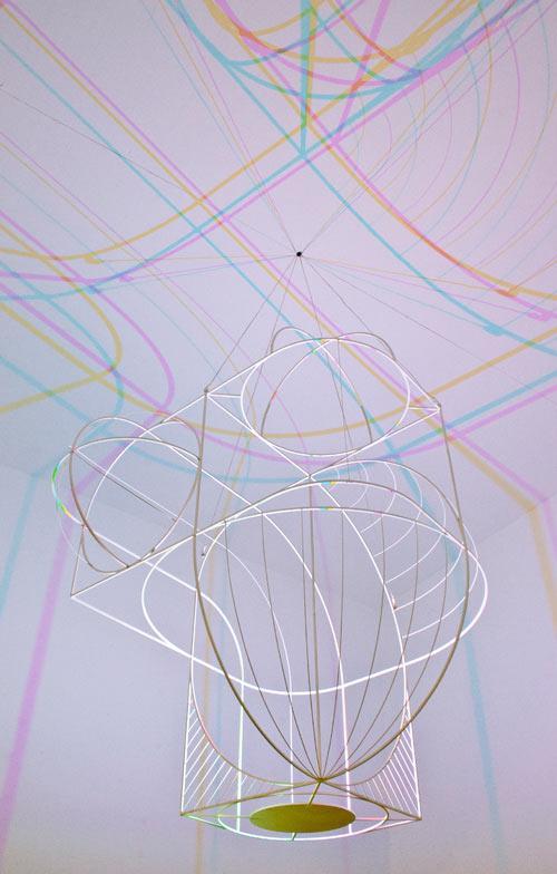 CMYK Lamp By Dennis Parren | Design Milk