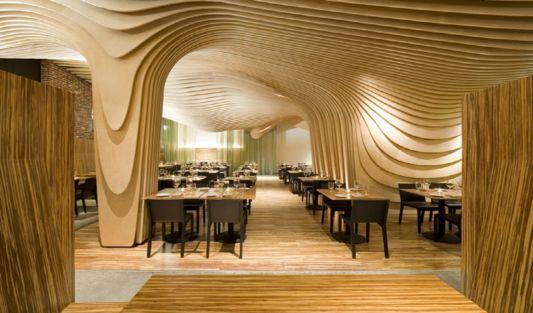 Banq Restaurant Interior