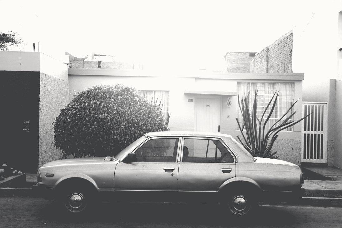 Salida urbana by *Xtean