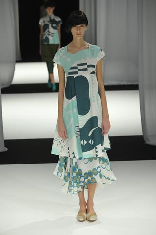 2010 SS | matohu | Mercedes-Benz Fashion Week TOKYO
