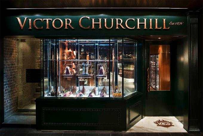 The Cool Hunter - Victor Churchill Butcher - Sydney