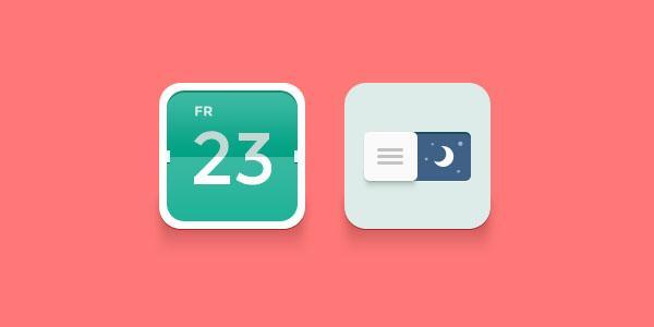Beautiful Examples of Flat Icons Design - Designmodo