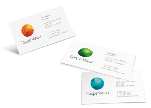 CooperVision, Looking Good - Brand New