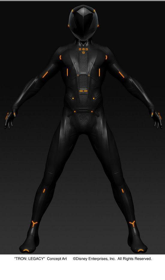 Impresionante Concept Art de TRON: Legacy