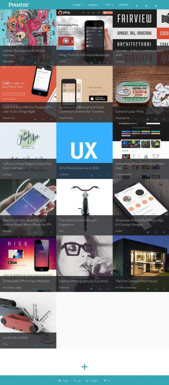 Best websites, Web design inspiration Gallery. Be inspired!