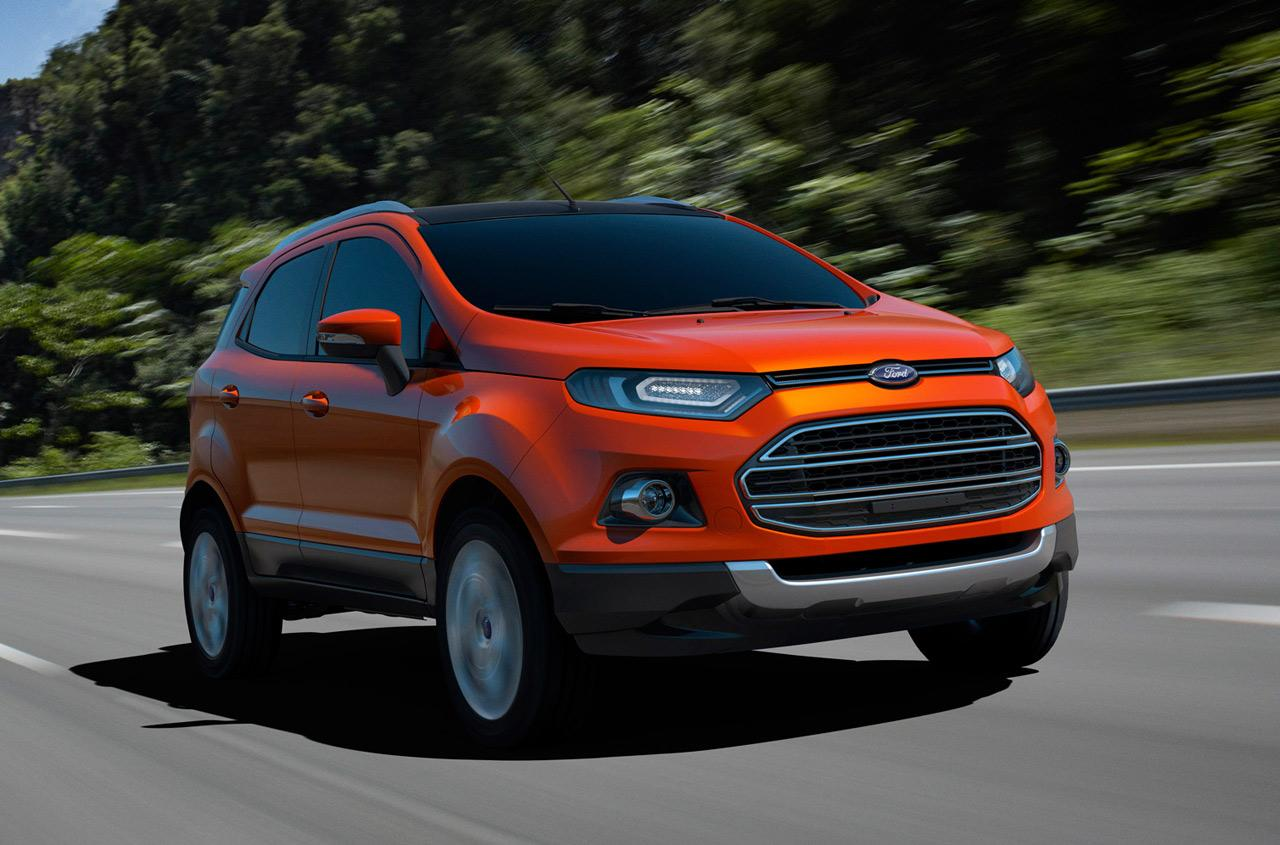 Ford EcoSport concept Photo Gallery - Autoblog