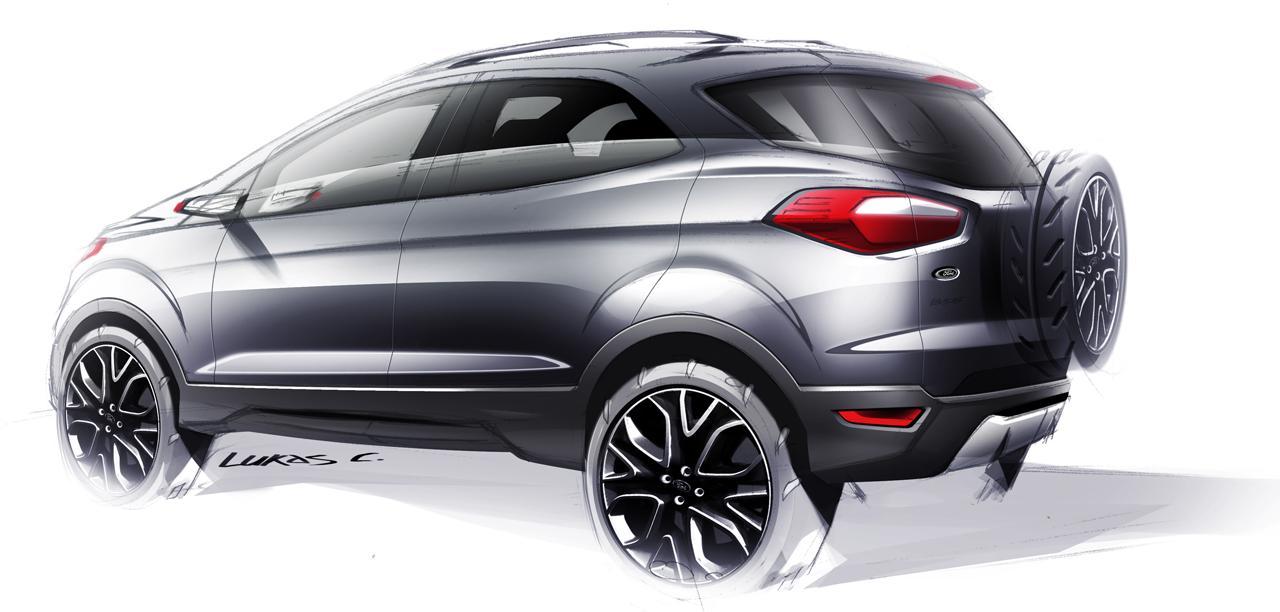 Ford EcoSport concept Photo Gallery - Autoblog