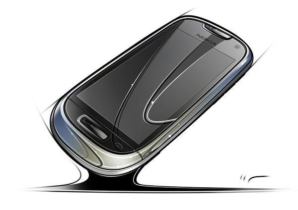 Nokia C7 design story on Industrial Design Served