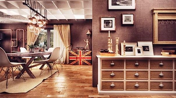 Interior Design for Living Room - Interior PIN