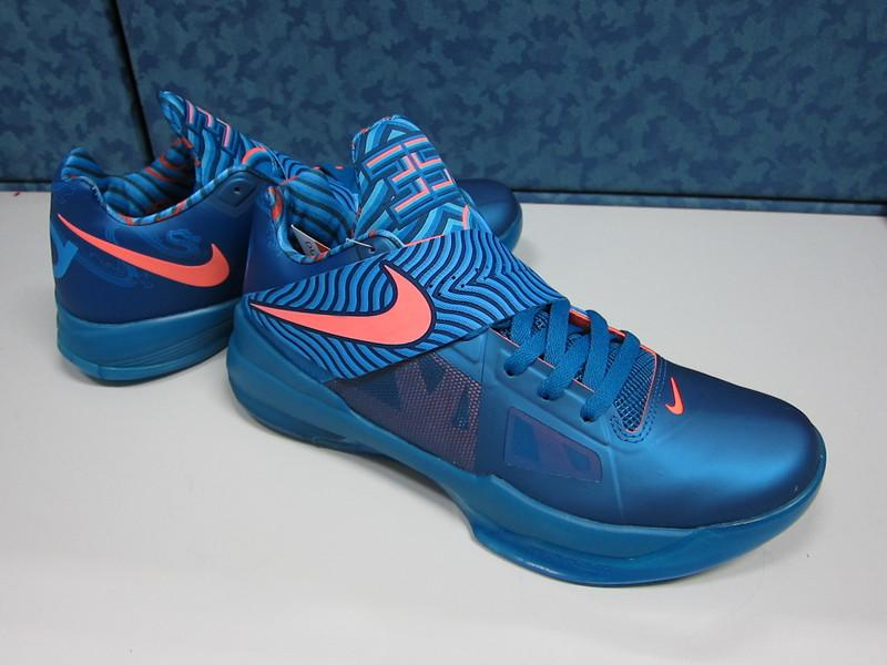 Nike Zoom KD IV - Year of the Dragon | Sole Collector
