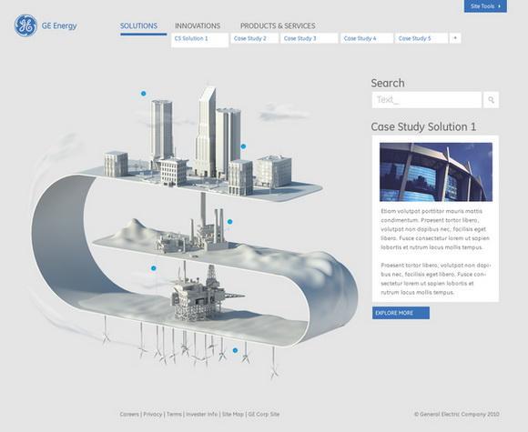 Webdesign Gallery 024 Â« Tutorialstorage   Photoshop tutorials and Graphic Design