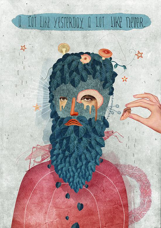 brunomoura/blog – 50 Really Creative And Interesting Illustrations