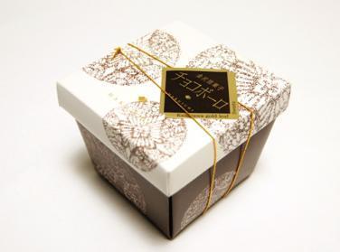 引き出物は結 | 結婚式引き出物、引き菓子、プチギフト/商品詳細 金沢箔菓子│チョコボーロ