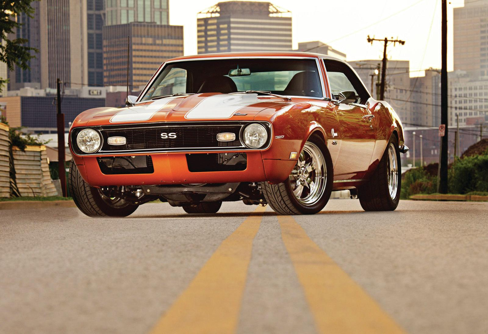 1968 Chevrolet Camaro SS Pro Touring by ~Vertualissimo
