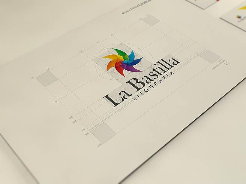 La Bastilla Visual Identity by David Espinosa | Abduzeedo | Graphic Design Inspiration and Photoshop Tutorials