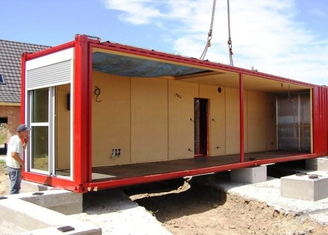 Container Homes Design   Interior PIN