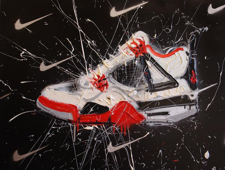 Jordan IV – Dave White – Illustrators & Artists Agents – Début Art