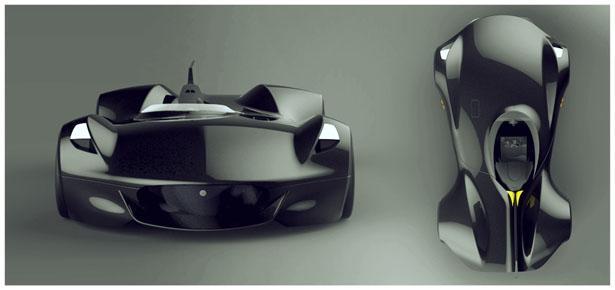 Jaguar XK-I Concept Car by Mudit Gupta | Tuvie