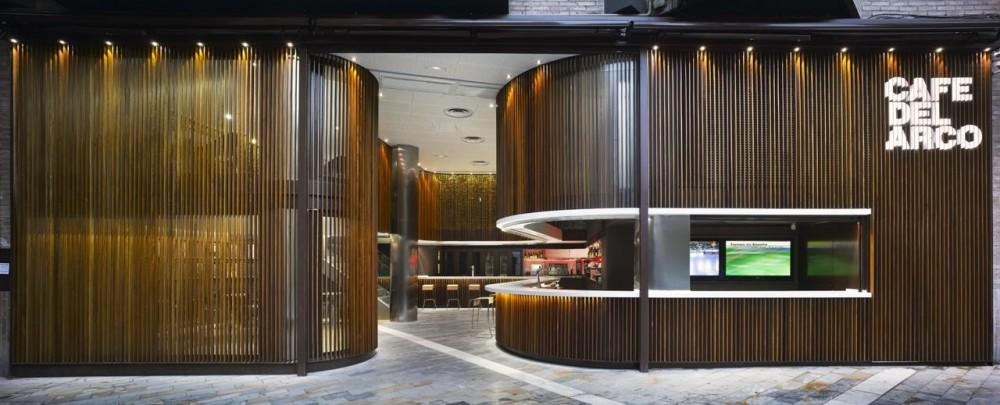 Architecture Photography: Café del Arco / Clavel Arquitectos - Café del Arco / Clavel Arquitectos (139857) - ArchDaily