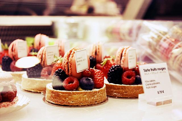 All sizes   tarte fruits rouges   Flickr - Photo Sharing!