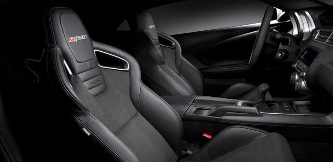 Camaro Z28 Returns in 2014: Shocking Debut in NYC | Chevrolet