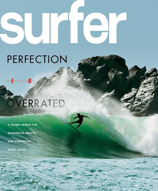 NAS CAPAS: SURFER