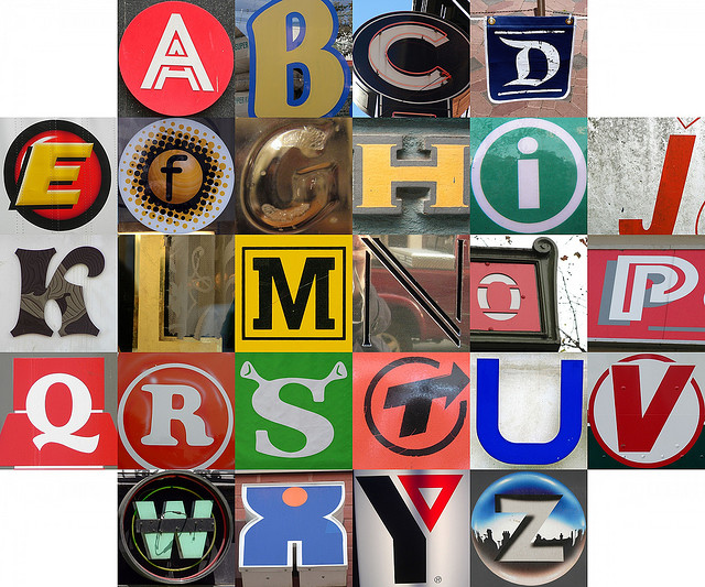 Logo letters | Flickr - Photo Sharing!