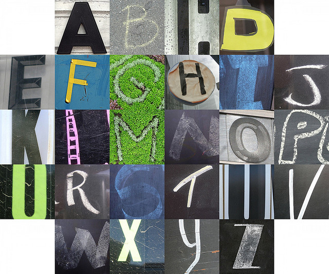 Transient letters | Flickr - Photo Sharing!