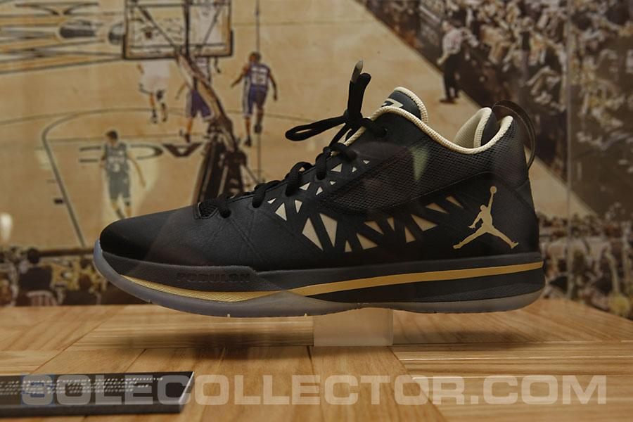 Closer Look // Jordan CP3.V - Wake Forest | Sole Collector