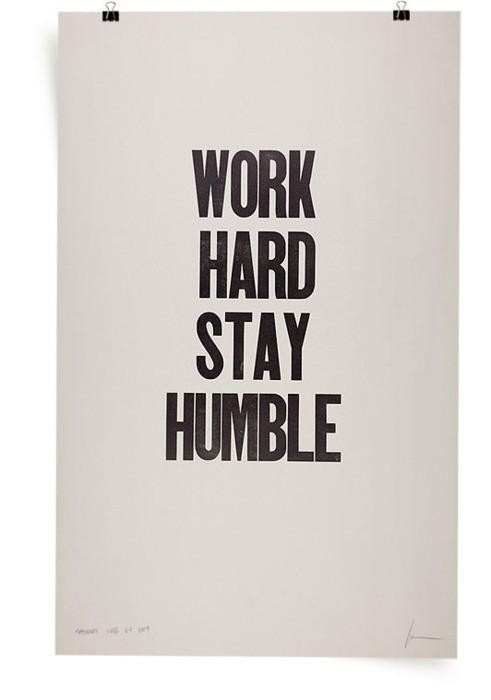 Best of Fitness / work hard stay humble