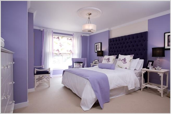 Amazing Interior Design Add Luscious Lavender To Your Rooms The Pretty Purple