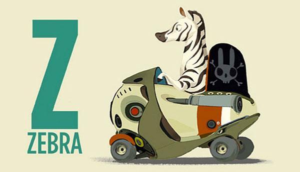 Zoom Zoo by Mike Yamada