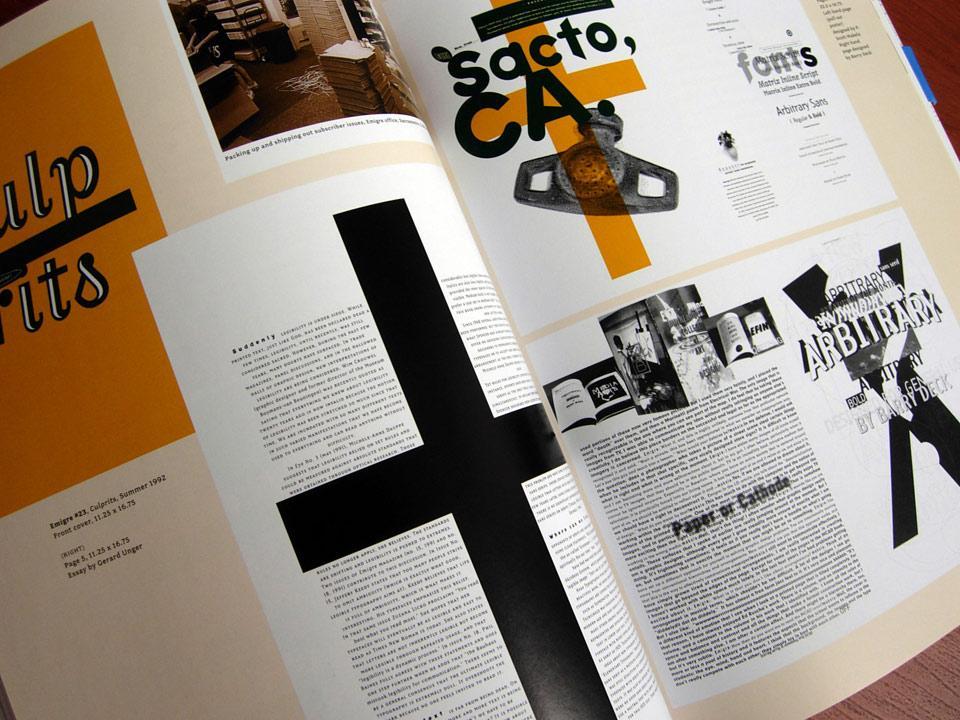 Typography > Contemporary