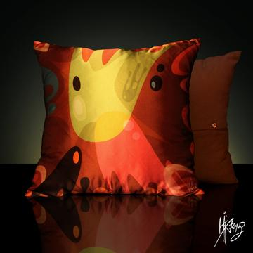 Fab.com | Happy Accident Pillow