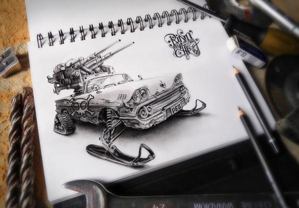 Best Sketchbook Drawings Sketchbook Drawings And