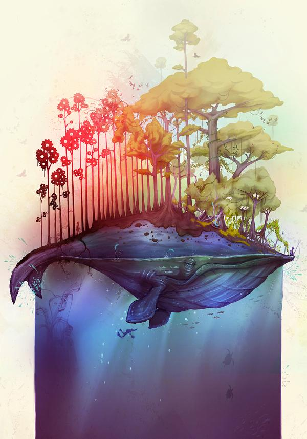 just-art: Illustration by Thiago Neumann | SerialThriller™