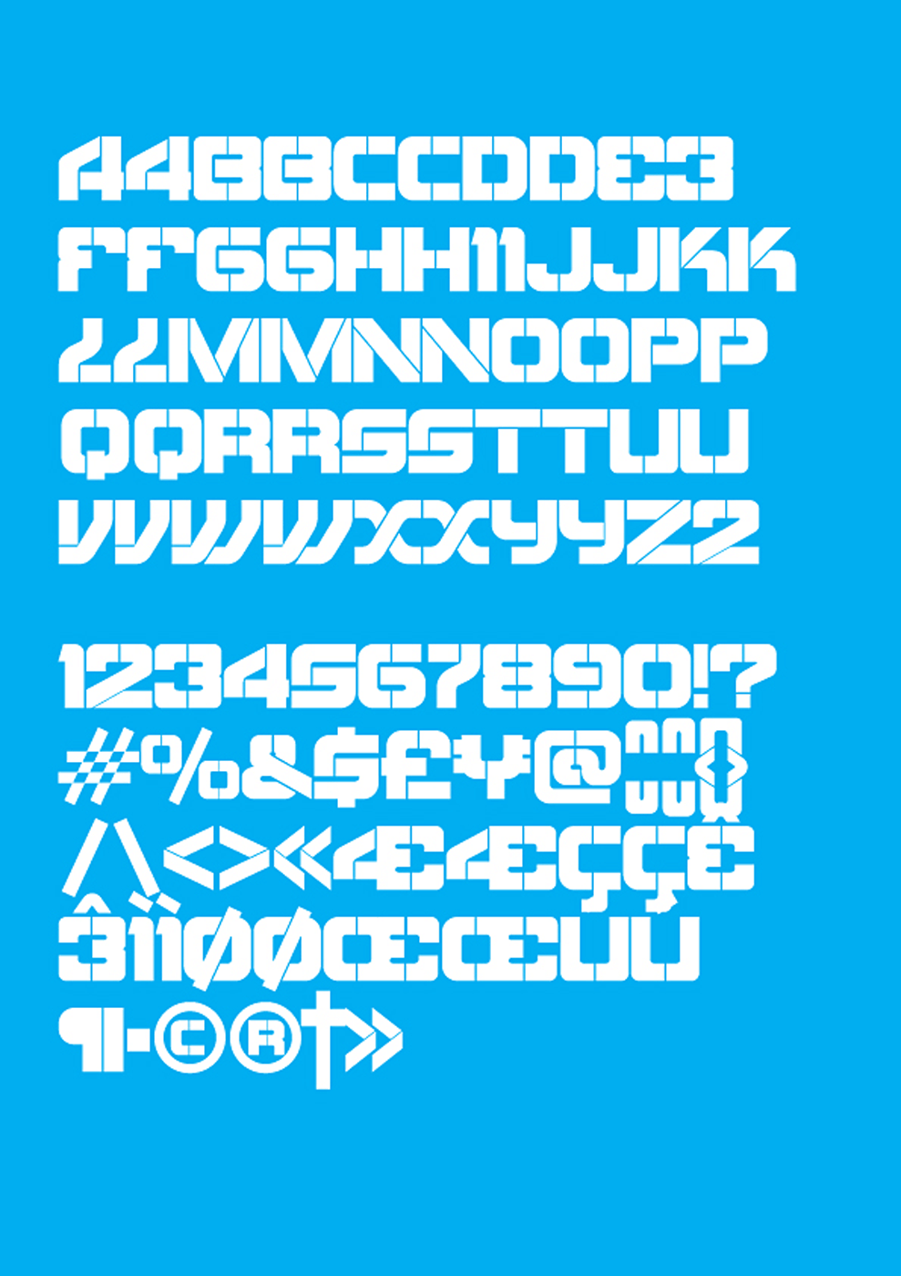 hypefortype - typo/graphic posters
