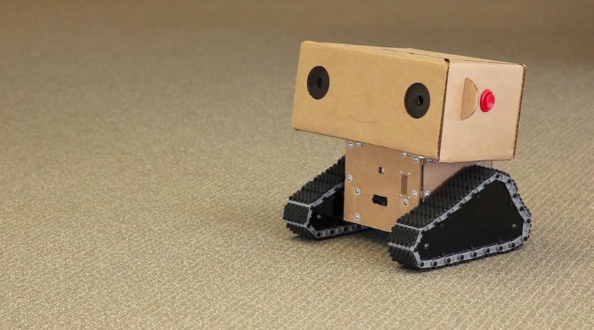 How Do You Make A Robot That People Will Talk To? Make It As Cute As Wall-E | Co.Design