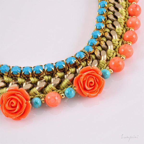 Petite Fleur - Necklace | Lamprini