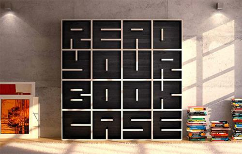 Typeverything.com -  Read your Book Case Designed... - Typeverything