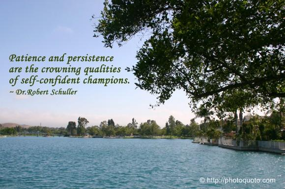 Sayings, Quotes: Dr. Robert Schuller | Photo Quoto