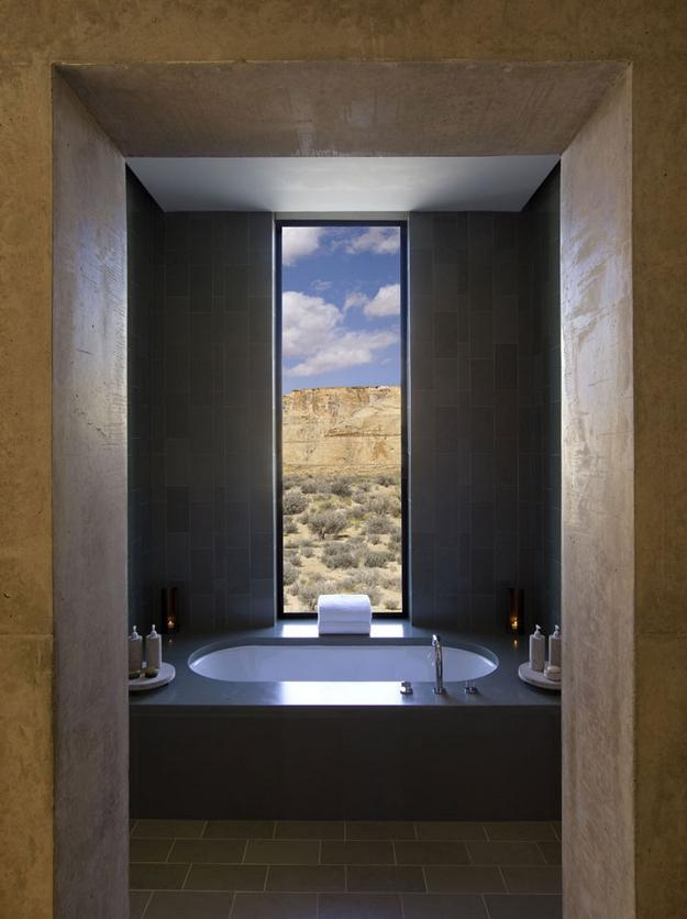 Amangiri Luxury Resort Hotel in Canyon Point, Utah | Let me be inspired - Interior Design, Interior Decorating Ideas, Architecture
