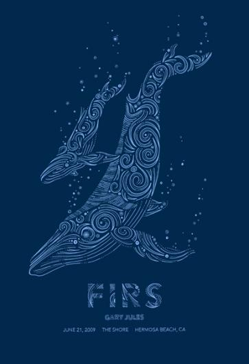 Designspiration — GigPosters.com - Firs - Gary Jules