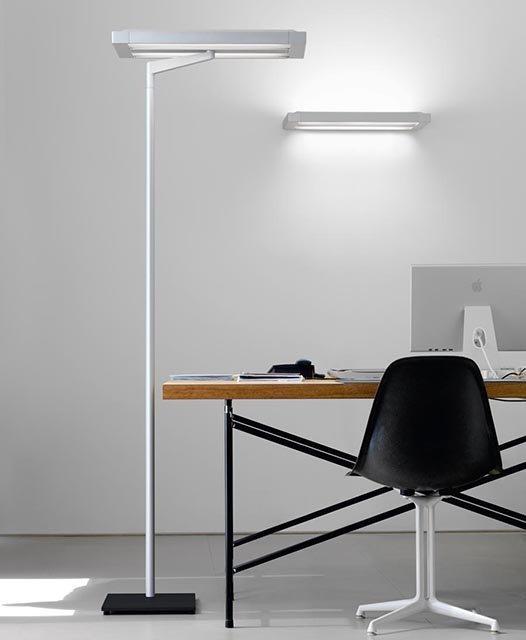 Fancy - Belux Flat Floor Lamp
